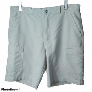 🍄3/45$🍄 COLUMBIA chino cargo bermuda shorts
